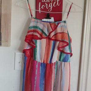 Candies maxi dress